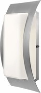 Access 20449LEDDLP-SAT-OPL Eclipse Modern Satin LED Light Sconce