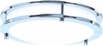 Access 20464LEDD-CH-ACR Solero Contemporary Chrome LED 12  Ceiling Light Fixture