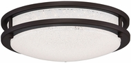 Access 20470LEDD-BRZ-SACR Sparc Contemporary Bronze LED 12  Ceiling Lighting