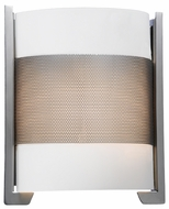 Access 20739 Iron Contemporary Two Light Wall Fixture