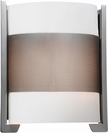 Access 20739LEDD-BRZ-OPL Iron Modern Brushed Steel LED Lighting Sconce
