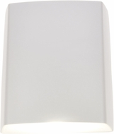 Access 20789LED-WH Adapt Modern White LED Exterior Wall Light Sconce
