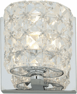 Access 23920-CH/CCL Prizm Chrome Wall Sconce