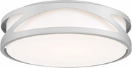 Access 49990LEDD-SAT-ACR Lucia Modern Satin LED 14  Ceiling Light
