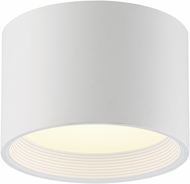 Access 50007LEDD-WH-ACR Reel Contemporary White LED 8 Home Ceiling Lighting