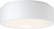 Access 50941LEDD-WH-ACR Radiant Contemporary White LED Ceiling Lighting Fixture