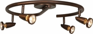Access 52222LEDDLP-BRZ Mirage Modern Bronze LED Overhead Light Fixture