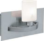 Access 53301-BS/OPL Cosmos Contemporary Brushed Steel Sconce Lighting