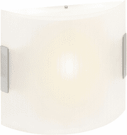 Access 62229-BS/LFR Neon Modern Brushed Steel LED Wall Sconce