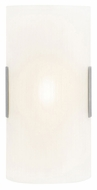 Access 62230 Neon�Transitional Brushed Steel 16 Inch Tall Line Frosted Glass Vanity Light