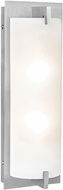 Access 62235LED-BS-OPL Bo Contemporary Brushed Steel LED Bathroom Light