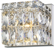 Access 62351LEDD-CH-CRY Magari Chrome LED Light Sconce