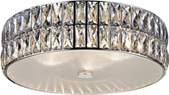 Access 62355LEDD-MSS-CRY Magari Mirrored Stainless Steel LED Small Ceiling Light