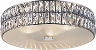 Access 62357LEDD-MSS-CRY Magari Mirrored Stainless Steel LED Large Ceiling Lighting Fixture