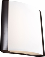 Access 62486LEDD-BRZ-OPL West End Modern Bronze LED Large Lighting Wall Sconce