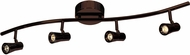 Access 63067LEDD-BRZ Sleek Contemporary Bronze LED 4-Light Home Track Lighting