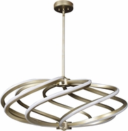 Access 63112LEDD-IGLD Vortex Contemporary Inspired Gold LED 33  Pendant Light