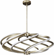 Access 63112LEDD Vortex Contemporary LED 33  Pendant Light