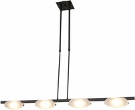 Access 63958LEDD-ORB-FST Nido Contemporary Oil Rubbed Bronze LED 42.5  Island Light Fixture