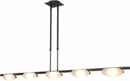 Access 63959LEDD-ORB-FST Nido Modern Oil Rubbed Bronze LED 53.5  Island Lighting