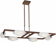 Access 63962LEDD-ORB-FST Nido Modern Oil Rubbed Bronze LED Kitchen Island Light