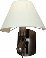 Access 70017LED-BRZ/CRM Cyprus Bronze Fluorescent Wall Sconce Lighting