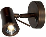 Access 70018LED-BRZ Cyprus 2 Contemporary Bronze LED Wall Swing Arm Lamp