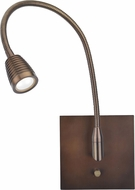 Access 72002LEDD-BRZ TaskWerx Contemporary Bronze LED Wall Lamp