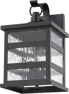 Acclaim Lighting 1692BK Morris Matte Black Outdoor 16  Wall Light Fixture