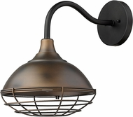 Acclaim Lighting 1782ORB Afton Oil-Rubbed Bronze Exterior Wall Sconce