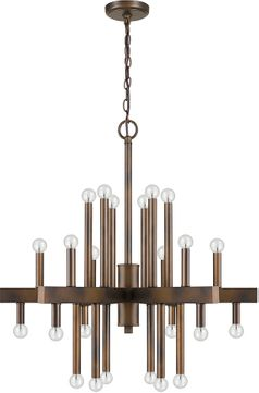 Acclaim Lighting IN10065ORB Fallon Contemporary Oil-Rubbed Bronze Lighting Chandelier