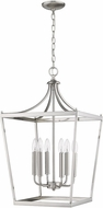 Acclaim Lighting IN11134SN Kennedy Satin Nickel 16  Ceiling Pendant Light