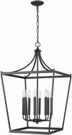 Acclaim Lighting IN11135BK Kennedy Matte Black 20  Drop Ceiling Light Fixture