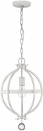 Acclaim Lighting IN11340CW Callie Country White Pendant Lighting