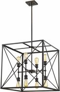 Acclaim Lighting IN21126ORB Brooklyn Oil-Rubbed Bronze 24  Hanging Light Fixture