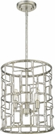 Acclaim Lighting IN21130AS Amoret Antique Silver 13  Convertible Drop Ceiling Lighting