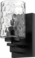 Acclaim Lighting IN40010BK Livvy Matte Black Wall Sconce Light