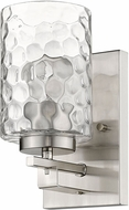 Acclaim Lighting IN40010SN Livvy Satin Nickel Wall Lamp