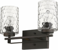 Acclaim Lighting IN40011ORB Livvy Oil-Rubbed Bronze 2-Light Lighting For Bathroom