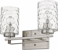 Acclaim Lighting IN40011SN Livvy Satin Nickel 2-Light Bath Lighting