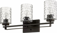 Acclaim Lighting IN40012ORB Livvy Oil-Rubbed Bronze 3-Light Bathroom Lighting Fixture