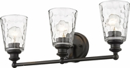 Acclaim Lighting IN40022ORB Mae Oil-Rubbed Bronze 3-Light Bathroom Sconce