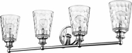 Acclaim Lighting IN40023CH Mae Chrome 4-Light Bath Sconce