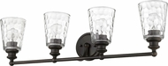 Acclaim Lighting IN40023ORB Mae Oil-Rubbed Bronze 4-Light Vanity Light Fixture