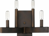 Acclaim Lighting IN40067ORB Fallon Contemporary Oil-Rubbed Bronze Light Sconce