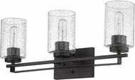 Acclaim Lighting IN41102ORB Orella Oil-Rubbed Bronze 3-Light Bathroom Wall Sconce