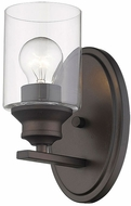 Acclaim Lighting IN41450ORB Gemma Oil-Rubbed Bronze Lamp Sconce