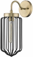 Acclaim Lighting IN41503AB Reece Modern Aged Brass Wall Light Fixture
