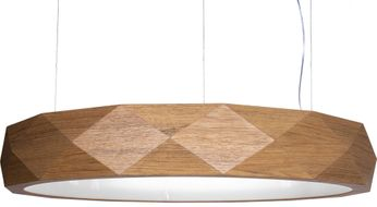 Accord Lighting 1358L Faceted Contemporary Louro Freij? LED 31 Drop Lighting