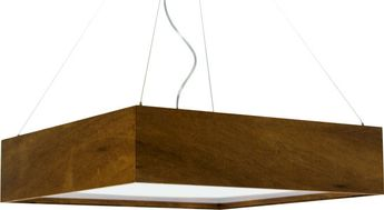 Accord Lighting 235L Clean Contemporary Imbuia LED 20 Ceiling Light Pendant